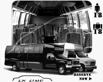 Albuquerque Mini bus for hire