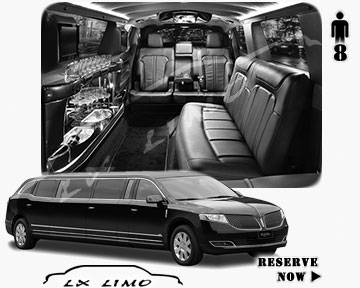 Stretch Limo for hire in Albuquerque