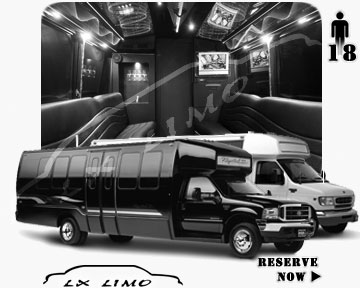 Albuquerque Party Bus rental