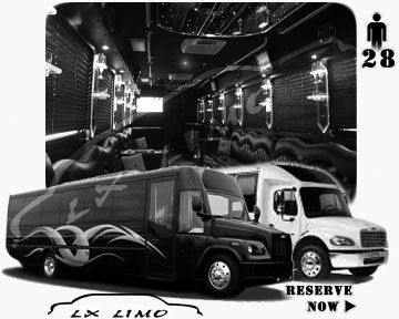 Party Buses in Albuquerque | Albuquerque Partybus