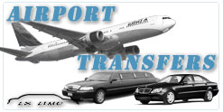 Albuquerque Airport Transfers and airport shuttles