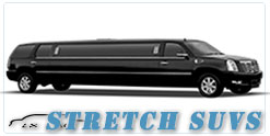 Wedding limousine in Albuquerque NM