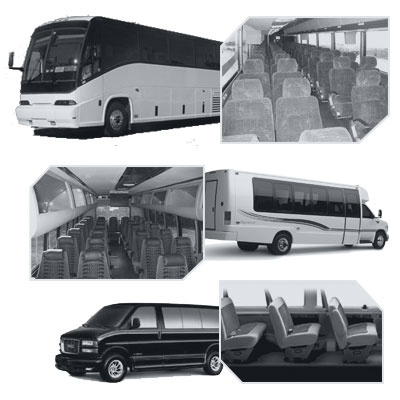Albuquerque Coach Bus rental