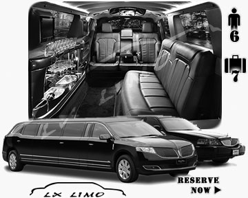 Albuquerque Town Car Limo rental