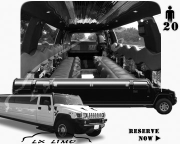 hummer H2 SUV Limo in Albuquerque NM
