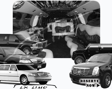 Albuquerque Stretch Limos for rental