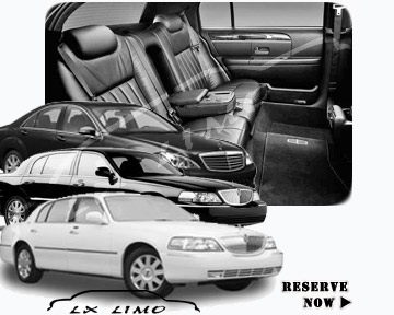 Albuquerque Sedan hire for wedding